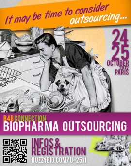 Biopharma BioOutsourcing B4B Connection 270